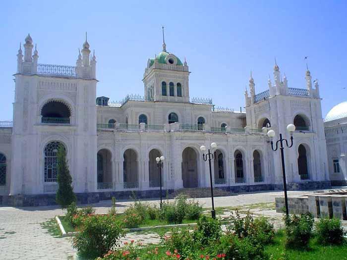 дворец эмира Сейид Абд-ал-Ахаду