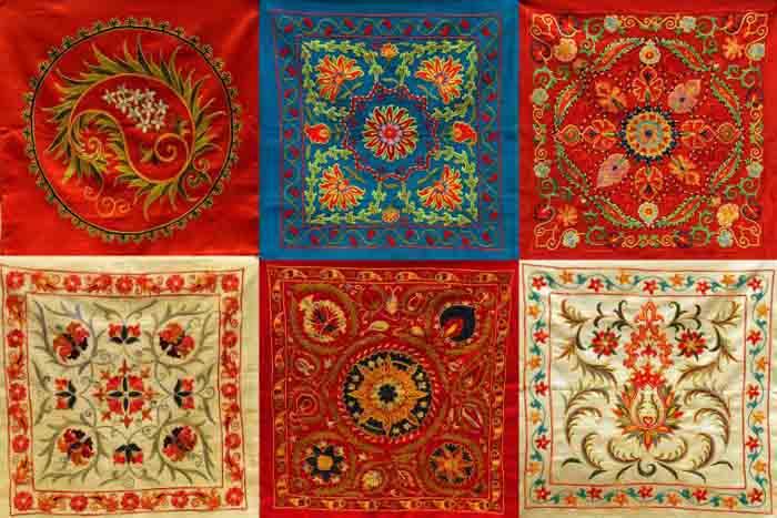 ковры и орнаменты