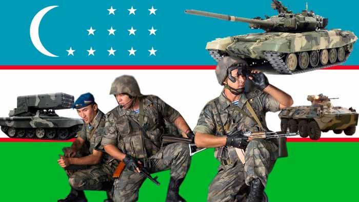 армия Узбекистана
