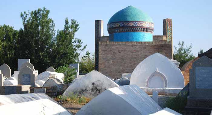 мавзолей Модари-Хана