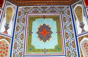 мозаика стен