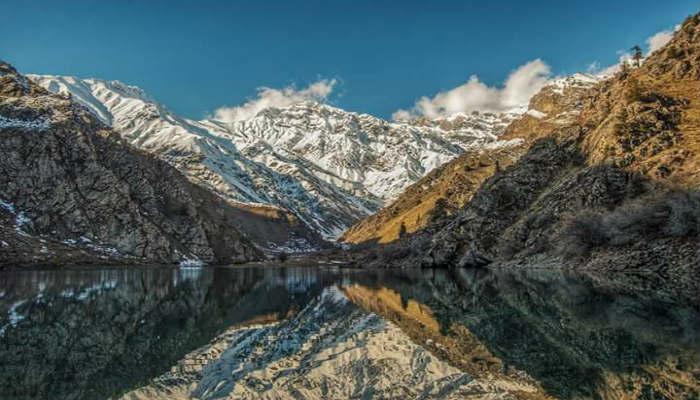 Климат гор Узбекистана
