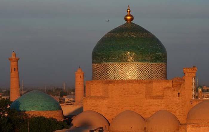 купол мавзолея