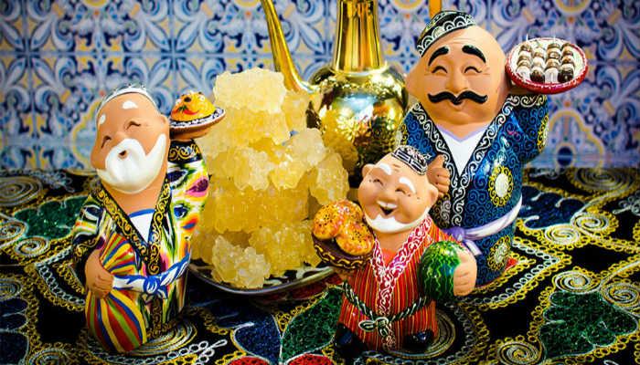 узбекское чаепитие
