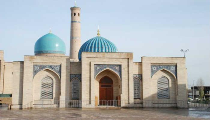 Мечеть Тиля Шейха
