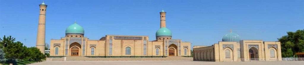 Известные мечети Ташкента