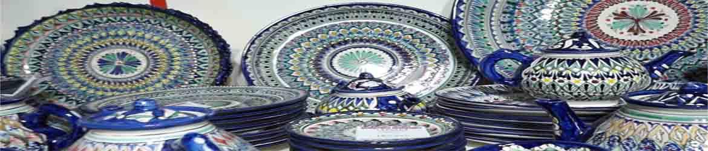 посуда Узбекистана