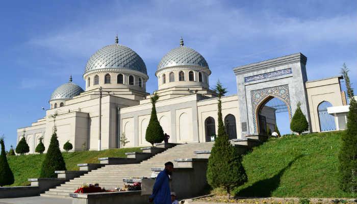 Джума-мечeть (Ходжа Ахрар Вали) в Ташкенте