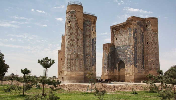 ворота Ак-Сарая