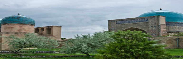 Город Шахрисабз – зеленый город, воспетый в песнях ансамбля Ялла