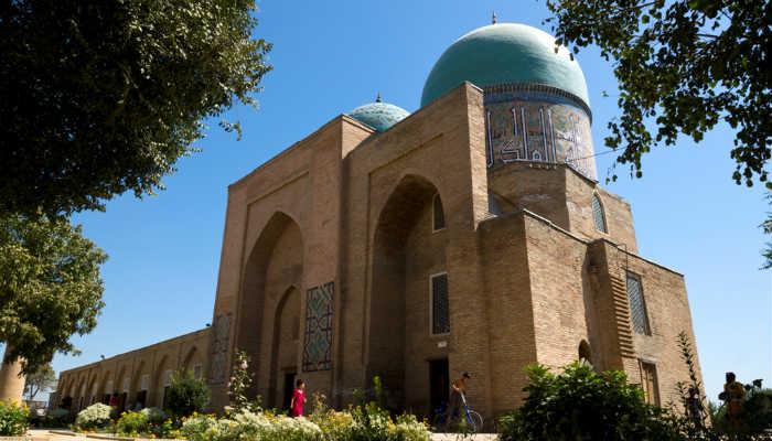 мечеть в Шахризабсе