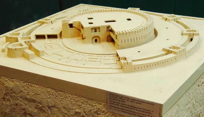 Экспонат музея Авесты