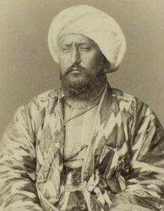 Портрет Худоярд-Хана