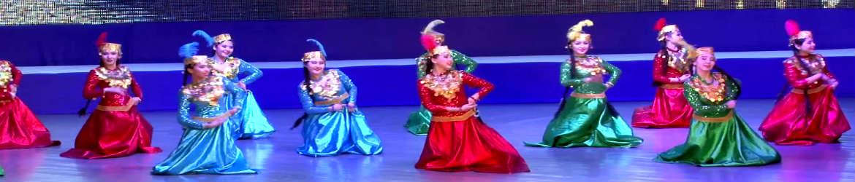 Хорезм и национальный хорезмский танец Лазги