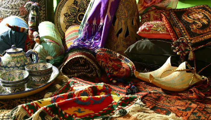 узбекские ремесла