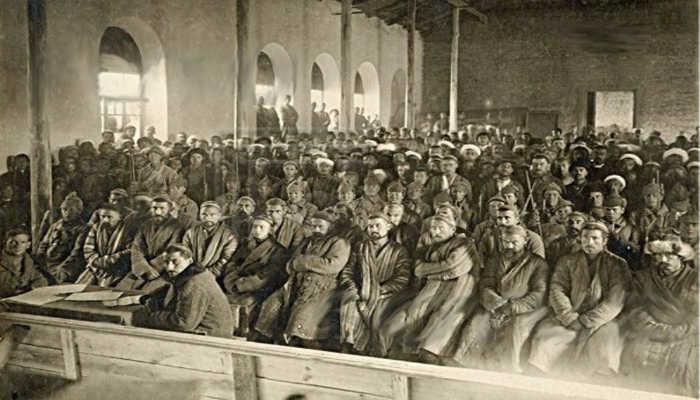 съезд в Коканде
