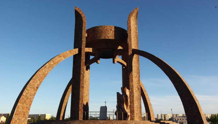 """Памятник """"Авеста"""""""
