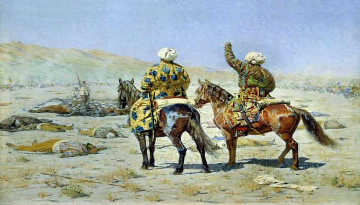 кокндские всадники