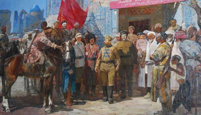 История образования, деятельность и разгром Кокандской автономии