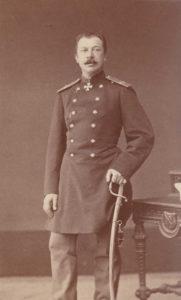 Полковник Михаил Григорьевич Черняев