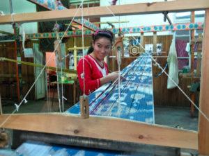 маргиналская ткачиха