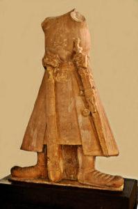 Статуя Канишки Матхура