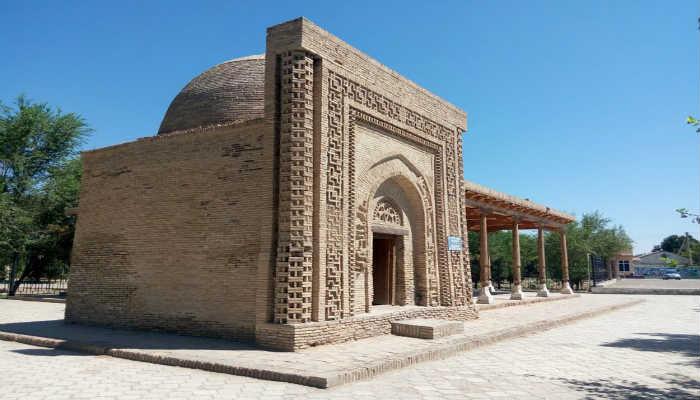 Мавзолей Мир Саид Бахром