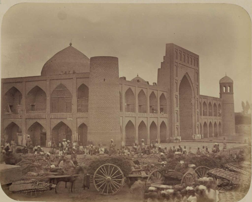 Медресе Мадали-хана