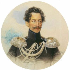 Граф Василий Алексеевич Перовский
