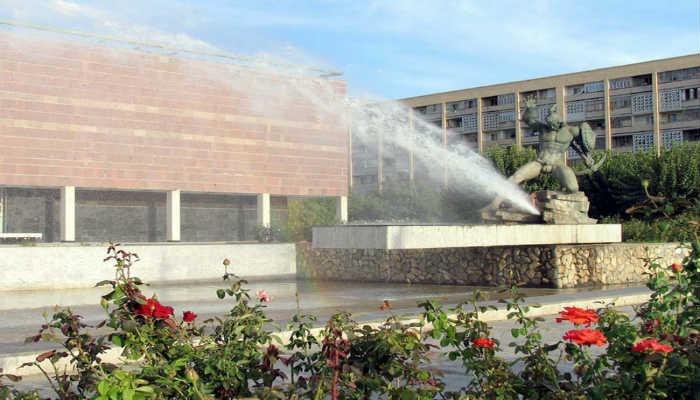 фонтан Фархад