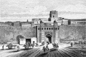 Средневековая Хива