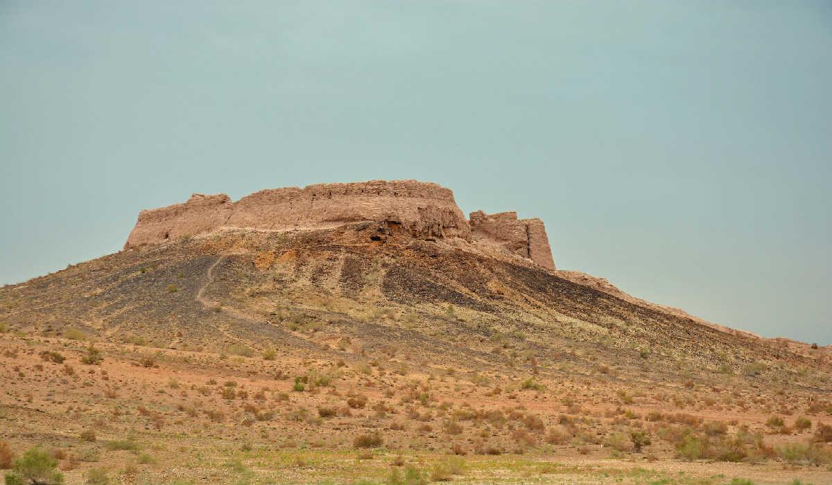 Крепость в Хорезме