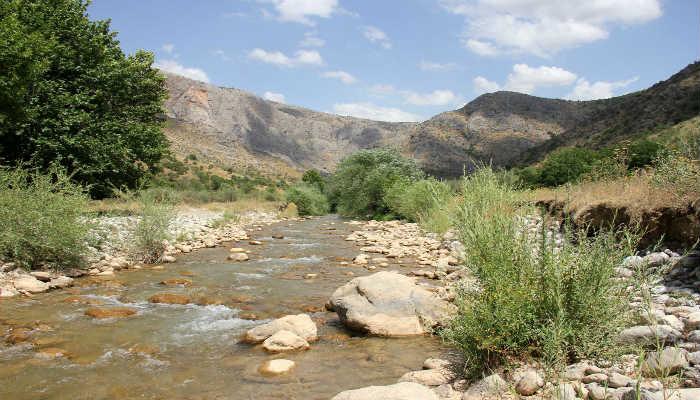 река Кашкадарья