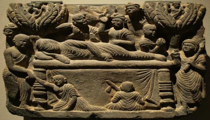 Терракота. Древняя Бактрия