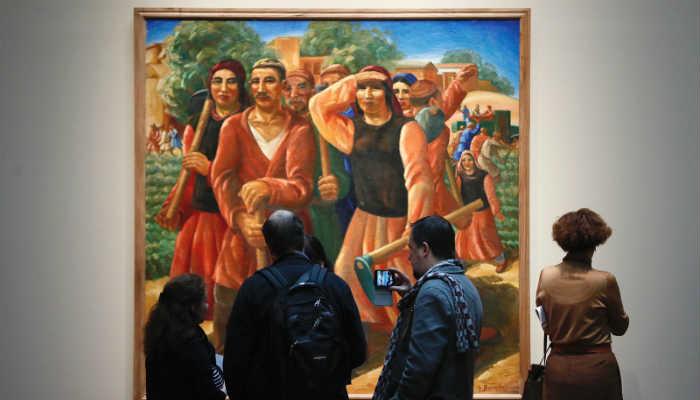 музей Савицкого в Нукусе