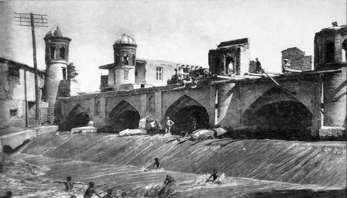 Мост Амира Темура