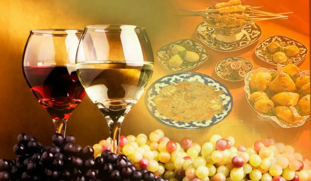 узбекское вино