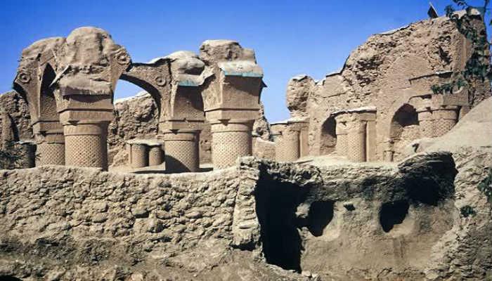 Древний город Балх