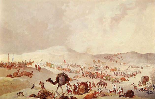 Русско-хивинские войны в XVIII–XIX веках и взятие Хивы