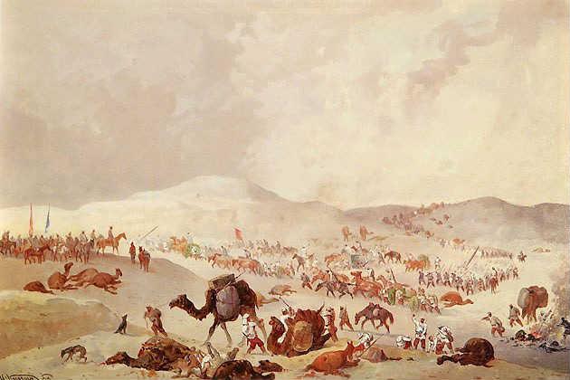 Казарин Хивинский поход