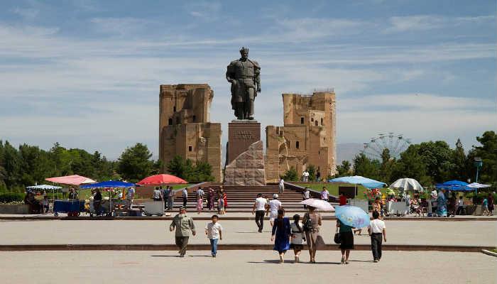 площадь Шахризабса