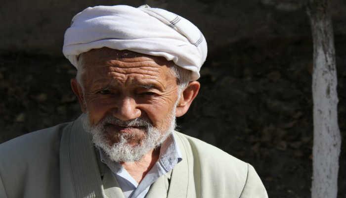 житель Узбекистана