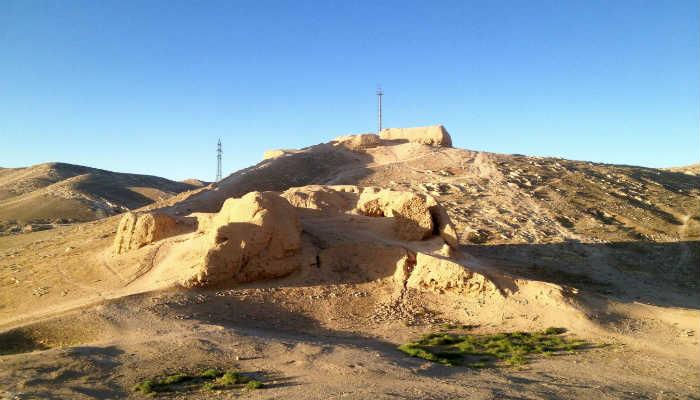 Крепость Нур