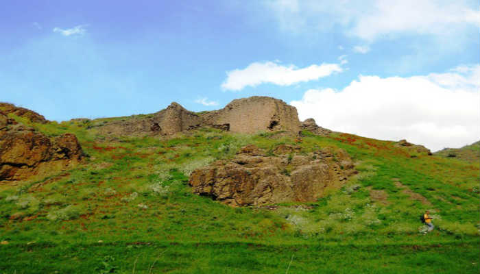 Крепость Мык