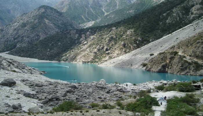 озеро Курбан-Куль