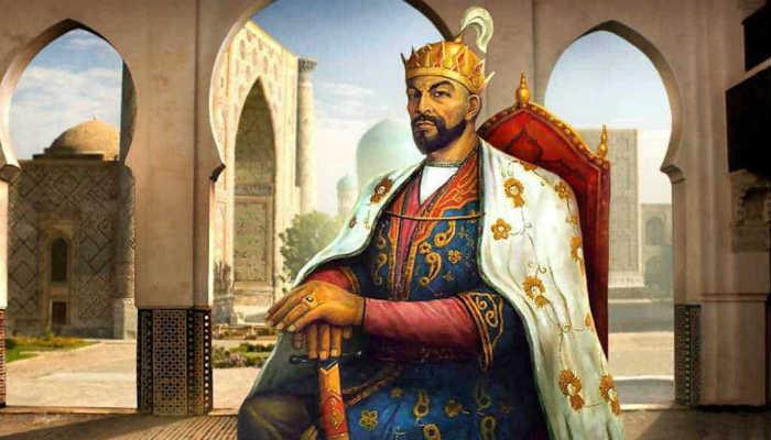 Тимур ибн Тарагай Барлас